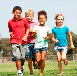 A focus on kids health for World Health Day 2013