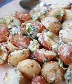 Snap Potato Salad