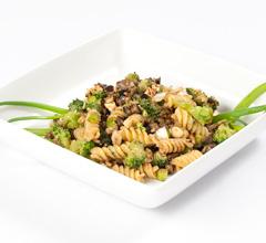 Feta and Olive Pasta Salad