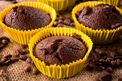 Flourless Espresso Brownies