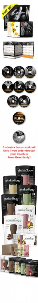 P90X3 Challenge Pack Long