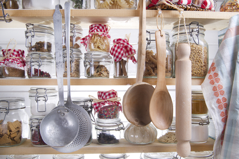 what's in your pantry