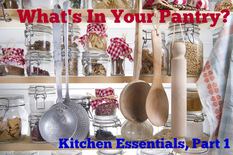 Whats in your pantry